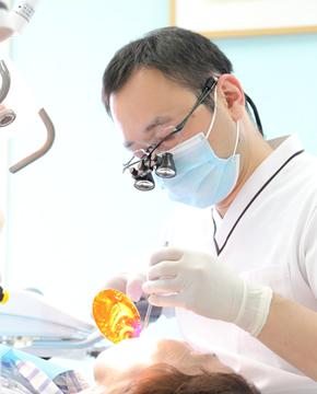 BPS認定歯科医師 中山 貴博