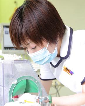 歯科助手 長谷川