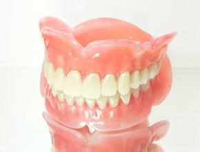 入れ歯の完成